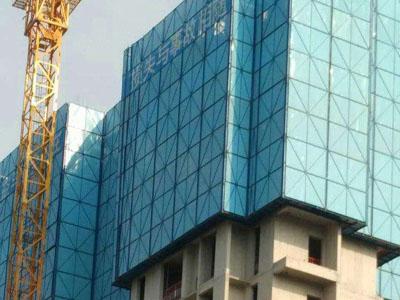 简单分析建筑施工爬架网现场如何管理?